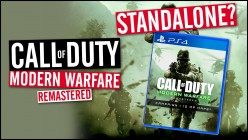 Modern Warfare Remastered is Alone - Standalone - in October 2017