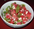 How to Make Watermelon Salad Three Ways
