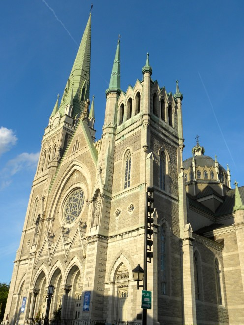 Co-Cathedral of Saint-Antoine-de-Padoue de Longueuil (1884).