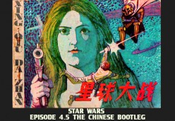 The 1980 Star Wars Bootleg Chinese Comic That Is Crazy