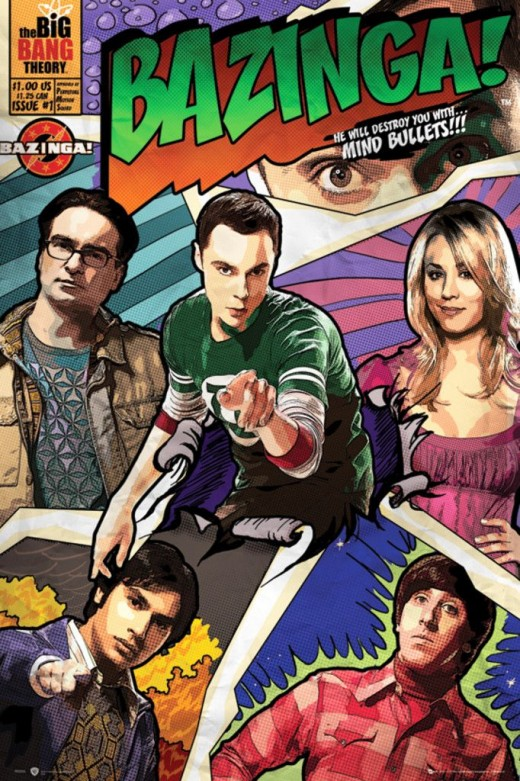 "The Big Bang Theory (2007-Present) - Are You Ready to Blow Your Mind Over the Countless Memorabilia Options to Keep ""The Big Bang Theory"" Fresh in Your Lives"