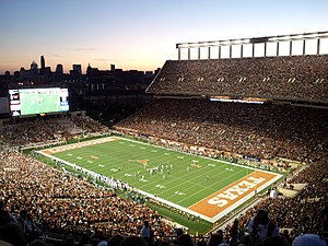 Texas wins thriller in double overtime at DKR Memorial Stadium against Kansas State, 40-34