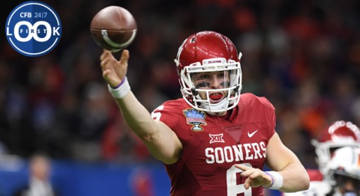 Baker Mayfield will try to revive Heisman hopes with performance against Texas Saturday.