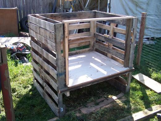 Build a sturdy platform