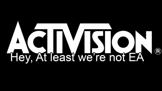 Activision Sucks! - have become more occupied in pleasing shareholders, leaving their gaming franchises to move into any old direction if there is money on the other side