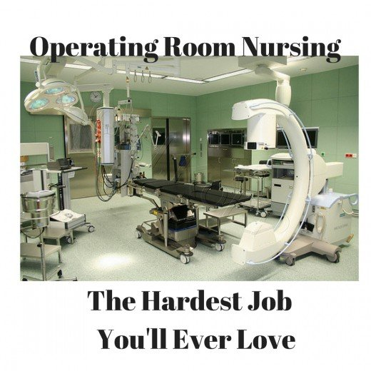 One Nurse\'s View of the Operating Room | ToughNickel