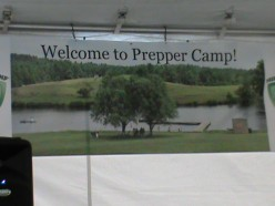 Prepper Camp, Saluda, NC                            ............Information...........