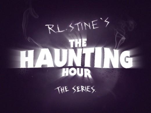 "RL Stine's ""The Haunting Hour"" TV series"