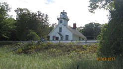 Traveling Around - Traverse City, MI -Day Trip To A Michigan Lighthouse