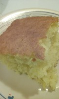 Fun With Boxed Cake Mixes : Hot and Fresh Lemon Cake Squares