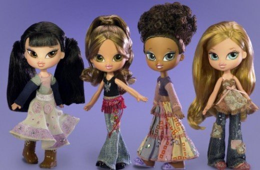 bratz wallpaper. ratz hairstyle ratz hair