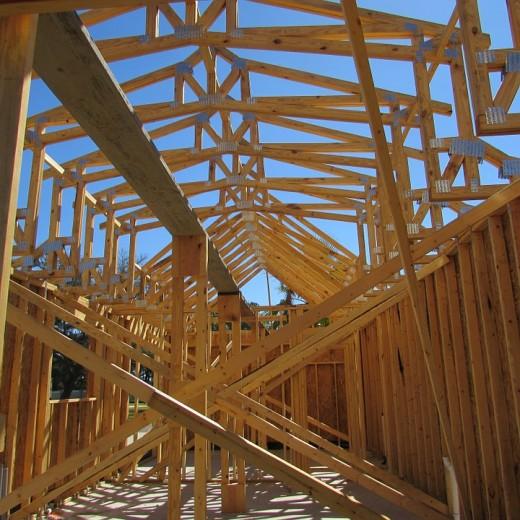 Roof Truss Construction