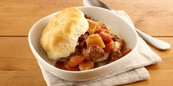 Super Simple Stew and Biscuits