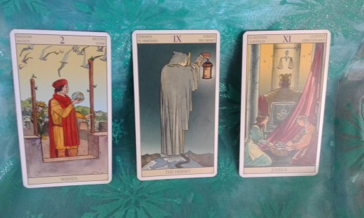 Tarot of The New Vision-Pietro Alligo
