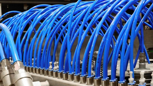 Hoses in the Manufacturing Industry