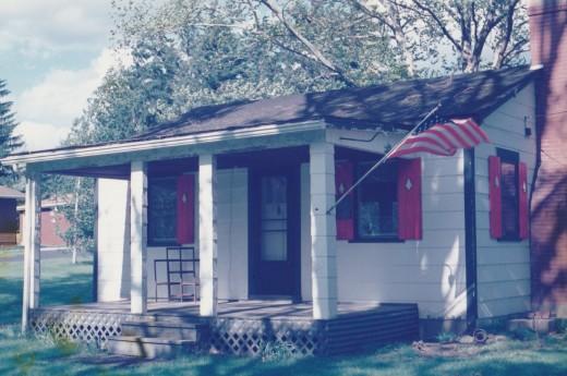 Our Original Little Cottage
