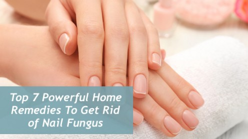 7 Surprising Home Remedies to Get Rid of Nail Fungus