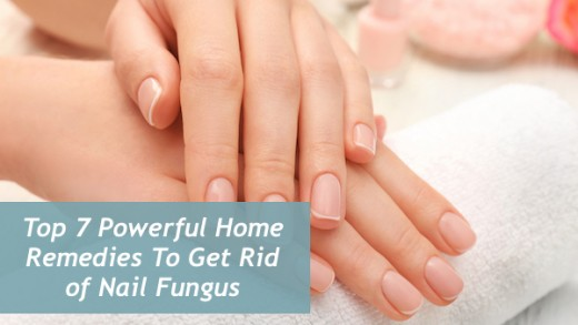 7 Surprising Home Remedies to Get Rid of Nail Fungus | Bellatory