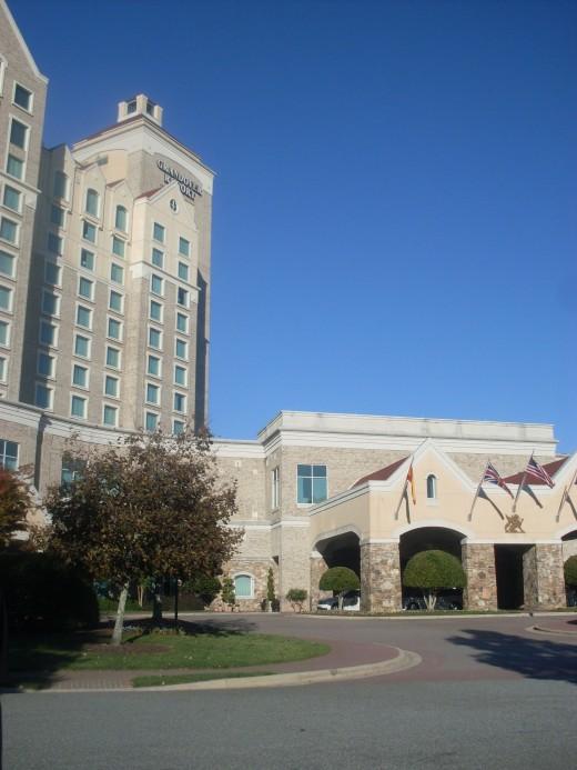 The Grandover Resort and Spa in Greensboro, North Carolina