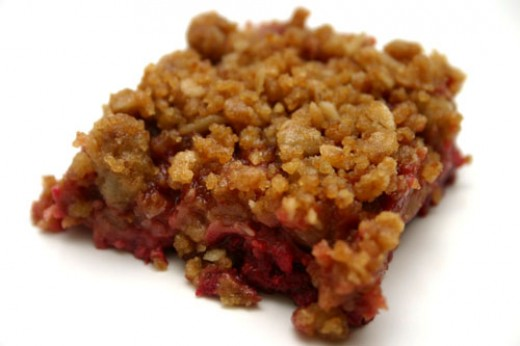 Raspberry Crisp Recipe
