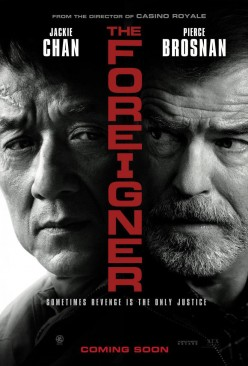The Foreigner (2017) Review