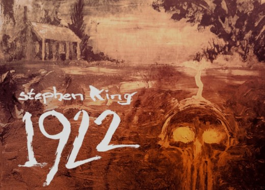 1922 - Netflix Original movie - based on the book of the same title by Stephen King - movie adaptation comes out on Netflix instant streaming on October 20th, 2017 (falls on a Friday)