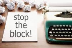 How Can I Break Through Writers' Block