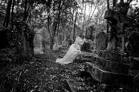 Ghost Woman of Highgate Cemetery