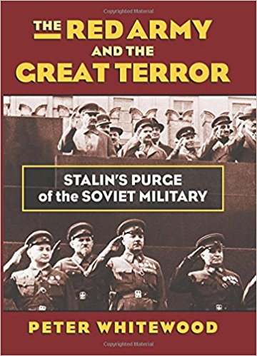 """The Red Army and the Great Terror"""