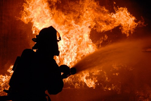 Firefighters - A Tribute to Our Frontline Heroes