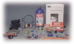 Nitrous Systems for Motorcycles