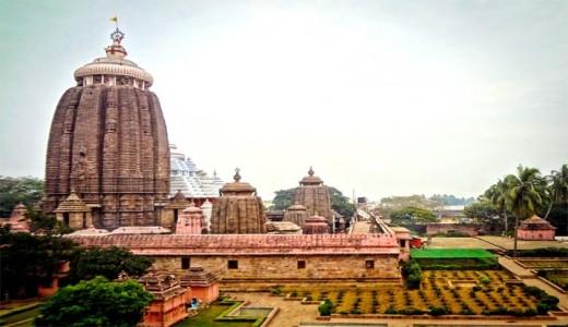 Lord Jagannath Temple, Puri
