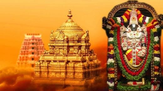 Venkateshwara Tirupati Balaji Temple, Andhra Pradesh