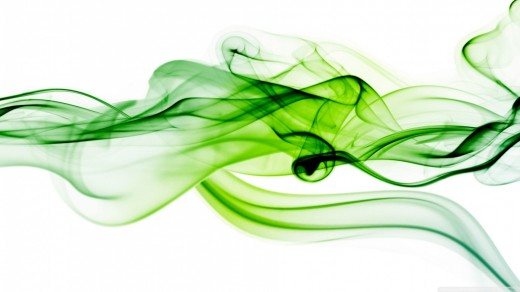 Economics is a Green Smoke.