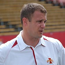 Tom Herman shown at Iowa State where he improved the offense dramatically.
