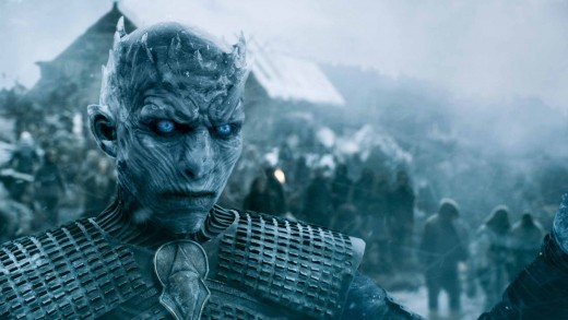 This is the Night King from Game of Thrones