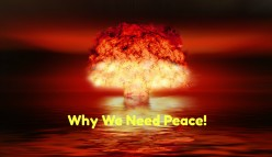 Why We Need Peace: Quotes From Famous People on War and Peace