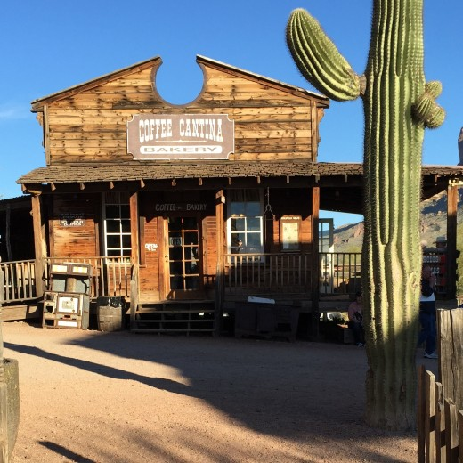 Bakery in Goldfield