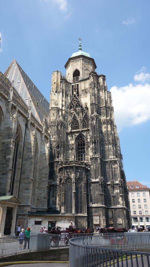 North Tower of Stephansdom, Vienna