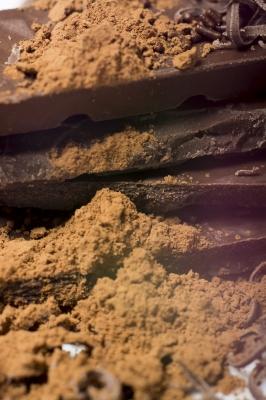 Dark chocolate has nutrient-rich antioxidants