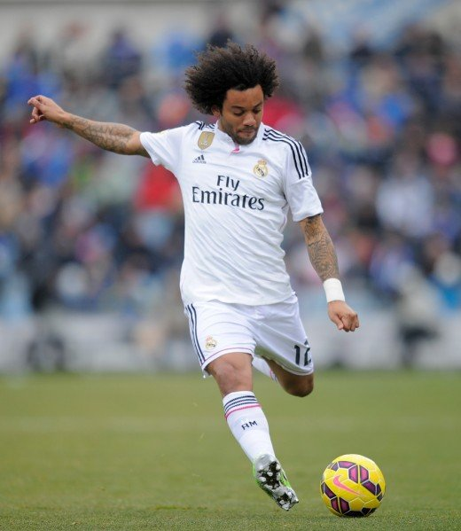 This is what Marcelo looks like in case you have no idea who he is.