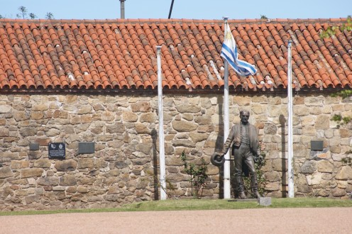 Former Dragones Barracks, Maldonado