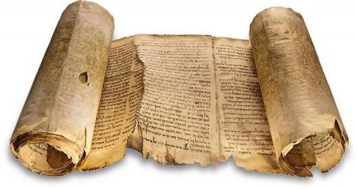 Dead-sea scrolls