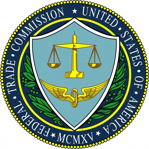 FTC: Federal Trade Commission. first line in defense of ID Theft