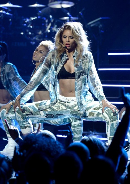 Ciara's debut album, Goodies, was certified triple platinum (3 million in sales) by the Recording Industry Association of America. Her second studio album, 2006's Ciara: The Evolution, was #1 on the pop charts and went platinum.