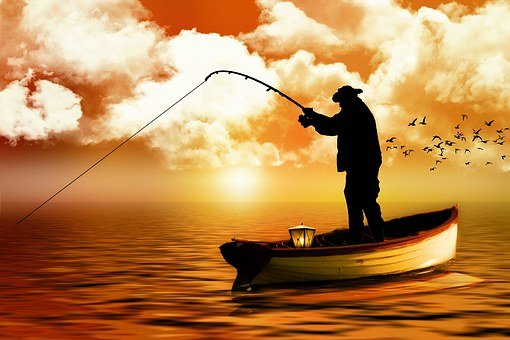 Fishing For A Compliment -Idiom