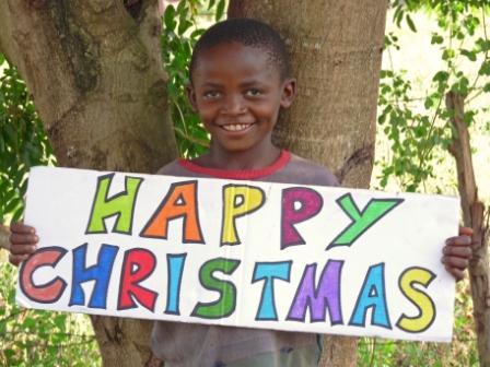Christmas in Uganda