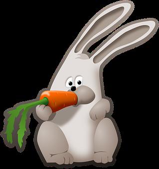 Rabbit Food - Idiom