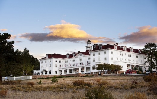 The Stanley Hotel, Estes Park, Colorado, the Inspiration For the Overlook Hotel in Stephen King's The Shining