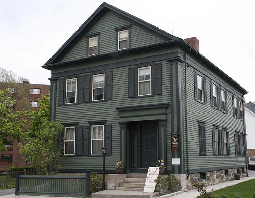 Once the Home of the Borden Family, and the Infamous Lizzie Borden, This Building Now Serves as the Lizzie Borden Bed and Breakfast